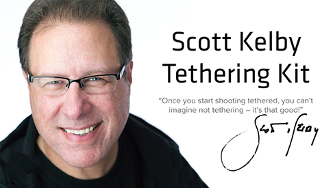 Scott Kelby Tethering Kit