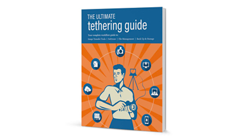 A book with the title 'The Ultimate Tethering Guide'