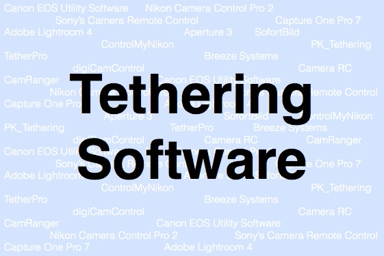 What Tethering Software is Available? Part 1