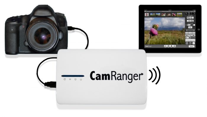 CamRanger: Nikon D7100, D5200 & Canon 6D Now Supported