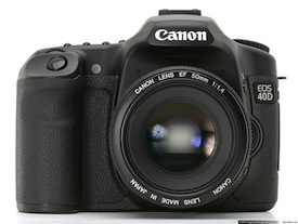Canon EOS 40D USB Tethering Cable