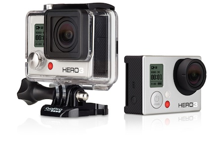 GoPro Hero3 White Tethering Cables