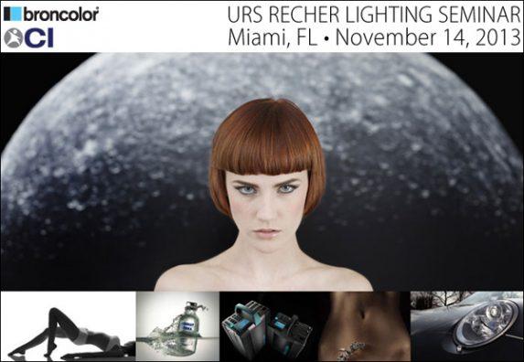 Urs Recher – Broncolor Lighting Seminar