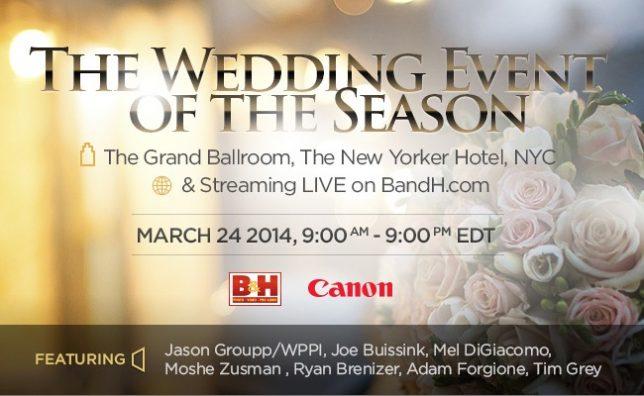B&H: The Wedding Event of the Season