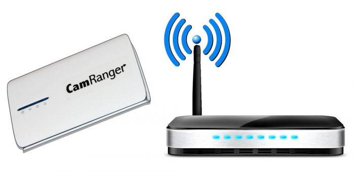 Bridge CamRanger to an Existing WiFi Network