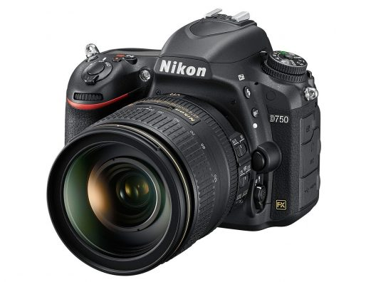 Nikon D750 Tethering Cable