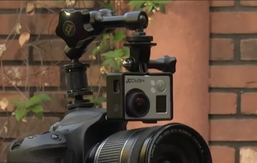 3 Ways to Mount a GoPro to a DSLR Camera