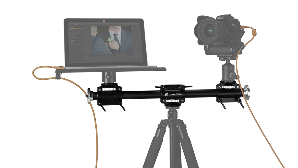 rstaa4-rock-solid-tether-tools-tripod-crossbar-laptop-camera-2-gray