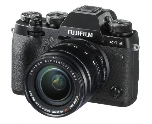 Fujifilm Announces Launch of Tether Shooting Plugin PRO for Adobe Lightroom for XT-1 and XT-2