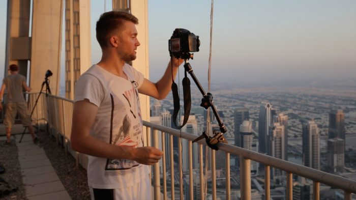 How to Mount a Camera When You Can't Use a Tripod