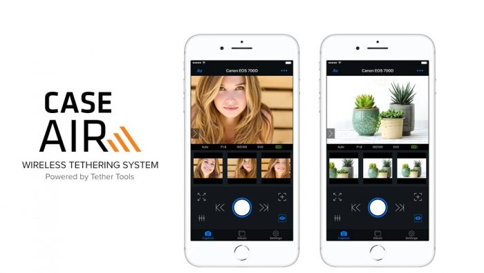 Client Lock Mode Added to Case Air Wireless Tethering System