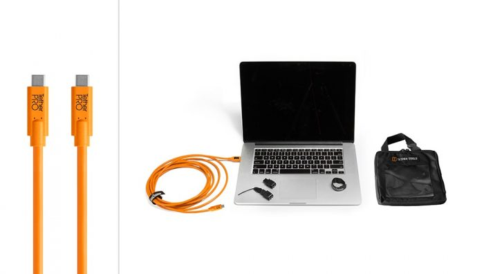 Two New Products! USB-C Starter Tethering Kits and Peel & Place Mouse Pad