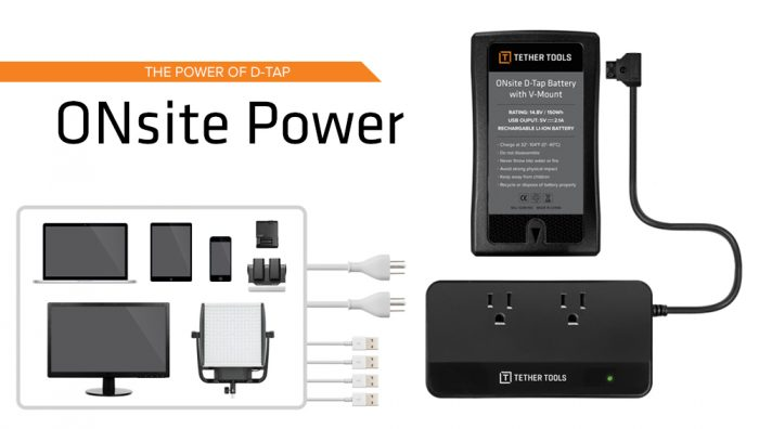 ONsite Power: Keep Your Gear Powered and Ready in Any Shooting Environment