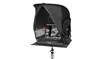 Tether Tools Aero Sunshade for Laptops